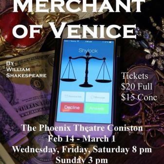 Merchant of Venice Poster