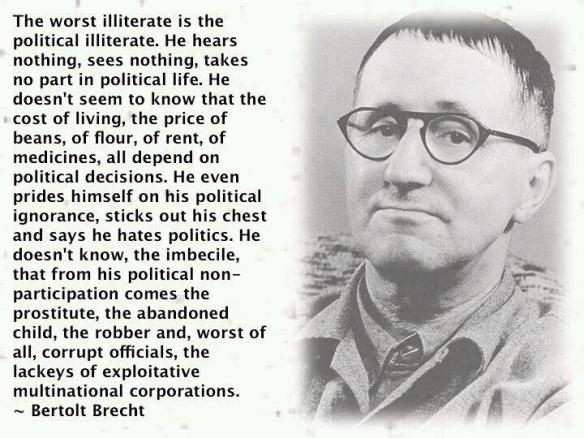 Brecht long quote